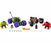 lego superheroes marvel 76078 - hulk mod red hulk - Lego