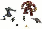 lego super heroes 76104 - hulk-kamprobotten på smadretur - Lego
