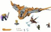 lego super heroes 76107 - thanos: den ultimative kamp - Lego
