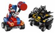 lego super heroes mighty micros 76092 - batman vs. harley quinn - Lego
