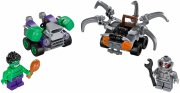 lego super heroes - mighty micros - hulk vs. ultron - 76066 - Lego