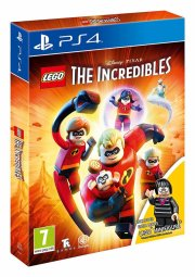 lego: the incredibles - med minifigur - PS4
