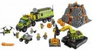 lego city - volcano exploration base (lego 60124) - Lego