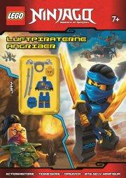 lego(r) ninjago. luftpiraterne - bog