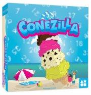conezilla - vinder af årest familiespil 2018 - leikkien - Brætspil