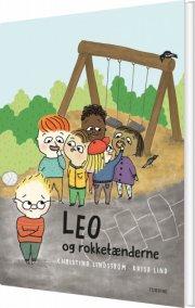 leo og rokketænderne - bog