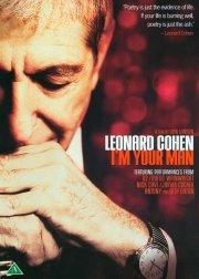 leonard cohen - i am your man - DVD