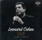 leonard cohen - live at the complex - Vinyl / LP