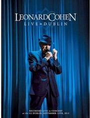 leonard cohen - live in dublin - DVD
