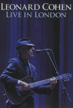 leonard cohen - live in london - DVD