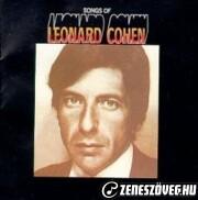Image of   Leonard Cohen - Songs Of Leonard Cohen - CD