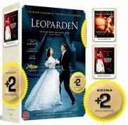 leoparden // veronika decides to die // la reine margot - DVD