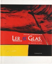 lerkrukker & glasbilleder - bog