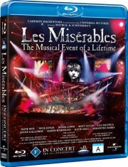 les miserables - the musical event of a lifetime - 25 års jubilæums koncert - Blu-Ray