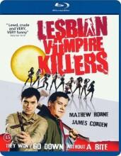 lesbian vampire killers - Blu-Ray