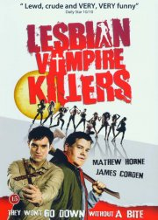 lesbian vampire killers - DVD