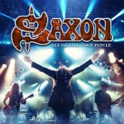 saxon - let me feel your power  - Cd + Dvd