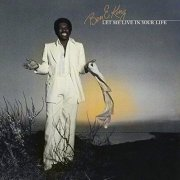 ben e. king - let me live in your life - cd