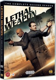 lethal weapon - sæson 2 - DVD