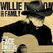 willie nelson & family - let's face the music and dance - Vinyl / LP