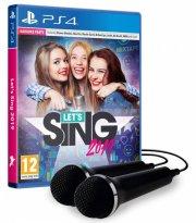 let's sing 2019 (2 mics) - PS4