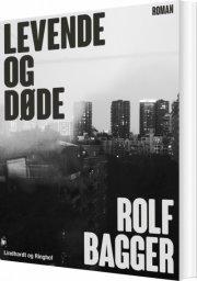 levende og døde - bog