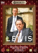 lewis - boks 11 - DVD