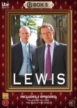 lewis - boks 5 - DVD