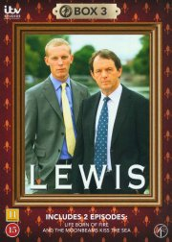lewis - boks 3 - DVD