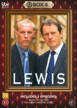 lewis - boks 4 - DVD