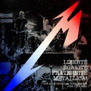 metallica - liberté egalité fraternité - live at the bataclan 2003 - cd