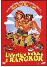 liderlige bukke i bangkok - DVD