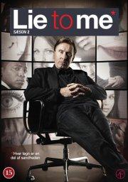 lie to me - sæson 2 - DVD