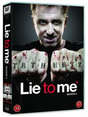 lie to me - sæson 3 - DVD