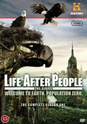 life after people - sæson 1 - DVD