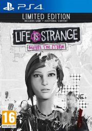 life is strange: before the storm - limited edition - PS4