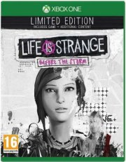 life is strange: before the storm - limited edition - xbox one