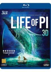 life of pi - 3D Blu-Ray