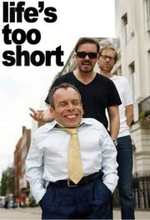 lifes too short - sæson 1 - hbo - DVD