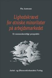 lighedskravet for etniske minoriteter - bog