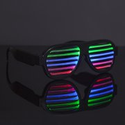 light up glasses / briller med lys - Gadgets