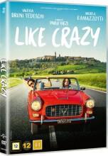 like crazy / springtur i toscana - DVD