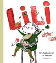 lili elsker mad - bog