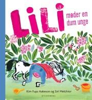 lili møder en dum unge - bog