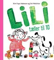 lili tæller til 10 - bog
