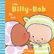 lille billy-bob får kys - bog