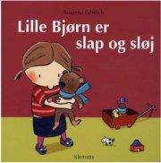 lille bjørn er slap og sløj - bog