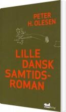 lille dansk samtidsroman - bog