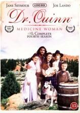 lille doktor på prærien - sæson 4 - DVD
