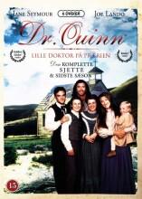 lille doktor på prærien - sæson 6 - DVD